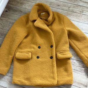 🍂🍂Mustard Jacket Size M